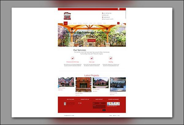 JH Kinard - Fayetteville Website Designer - Vibrant Web Creations